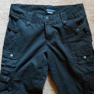 Ralph Lauren cargo pants women's 10